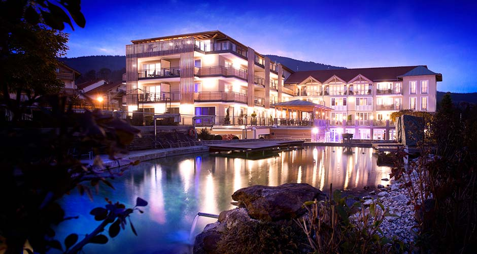 Bodenmaiser Hof Wellnesshotel Mit Gebaudeautomation Hotel Fachzeitung
